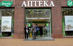 Глава Минздрава призвала к сокращению количества аптек в России