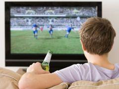 Лежа на диване перед телевизором, можно похудеть!