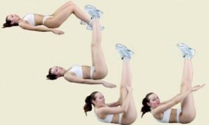Комплекс упражнений, который поможет вам похудеть и накачать мышцы пресса