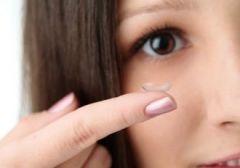 Контактные линзы – следующий шаг в лечении глазных болезней