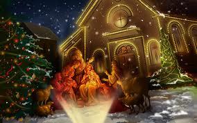Рождественские традиционные обряды