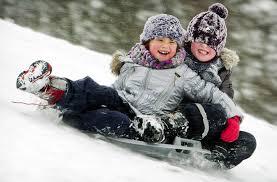 Как избежать детского травматизма зимой