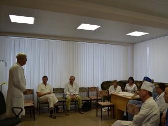 Немецкий отохирург провел мастер-классы в Воронеже