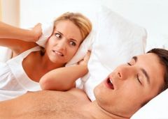 Имплантат спасет от апноэ