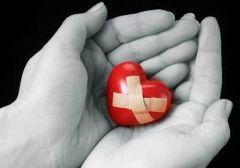 Изобретен пластырь для… сердца