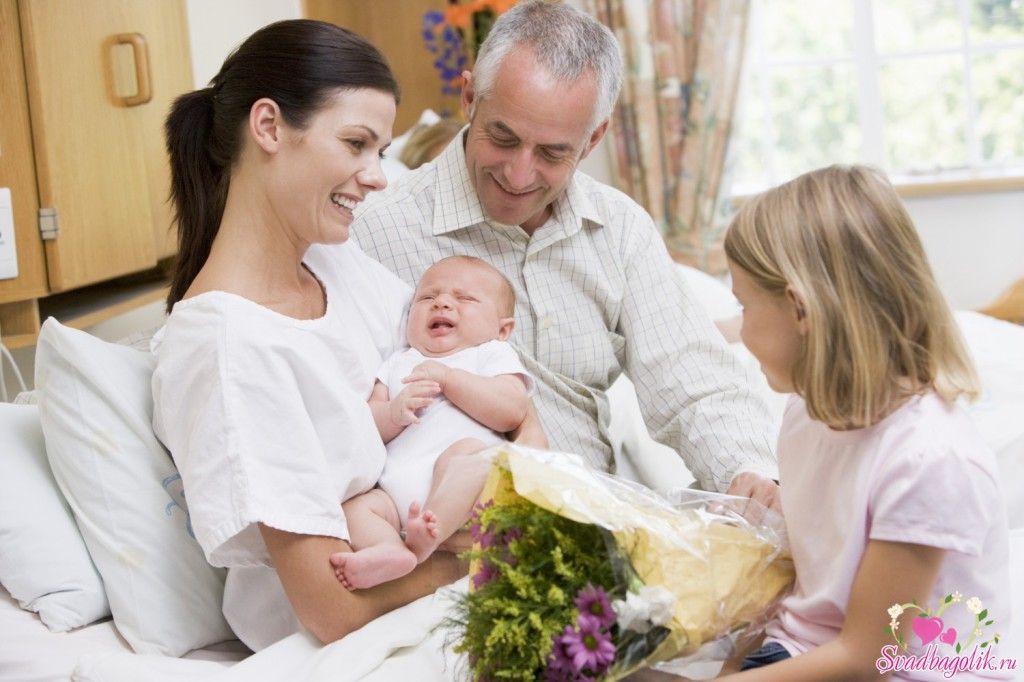 Где лучше всего рожать своего малыша