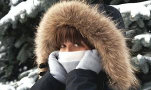 Вместо тренировок можно просто побыть на холоде