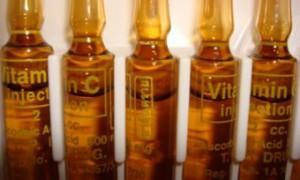 Подтвержден противораковый эффект витамина С