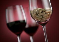 Пользу красного вина переоценивали