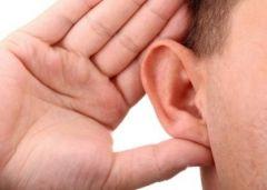 Отказ от курения предотвратит потерю слуха