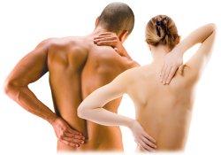 Реальные боли в спине и фантомное лечение