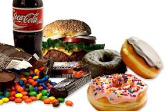 Сахар усугубляет вред жиров