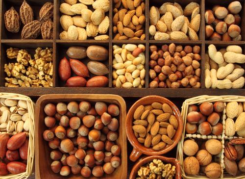 Орехи на треть уменьшают риск сердечно-сосудистых заболеваний