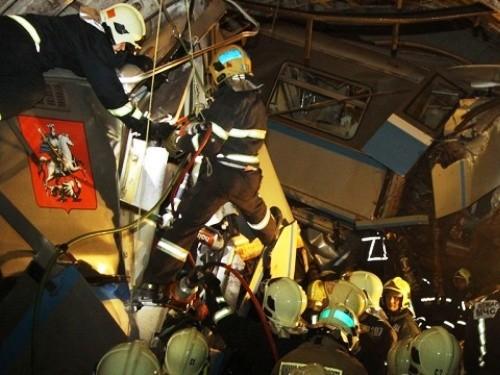 Количество пострадавших при аварии в метро достигло 271