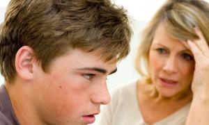 Психика подростков подвержена действию неизвестных факторов