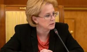 Работу главы Минздрава россияне оценили ниже тройки