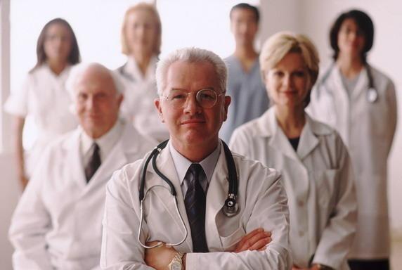 Количество врачей в России за год выросло на 1%