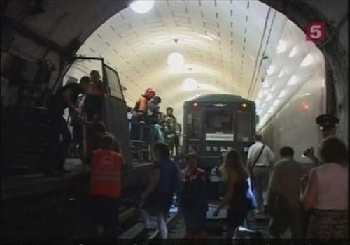 Минздрав сообщил о состоянии пострадавших в московском метро
