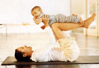 Упражнения после родов: простые советы