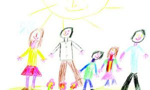 Ученые установили связь между детскими рисунками и интеллектом в будущем