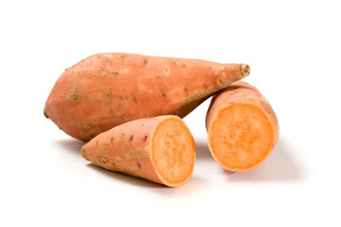 Сладкий картофель полезен при диабете