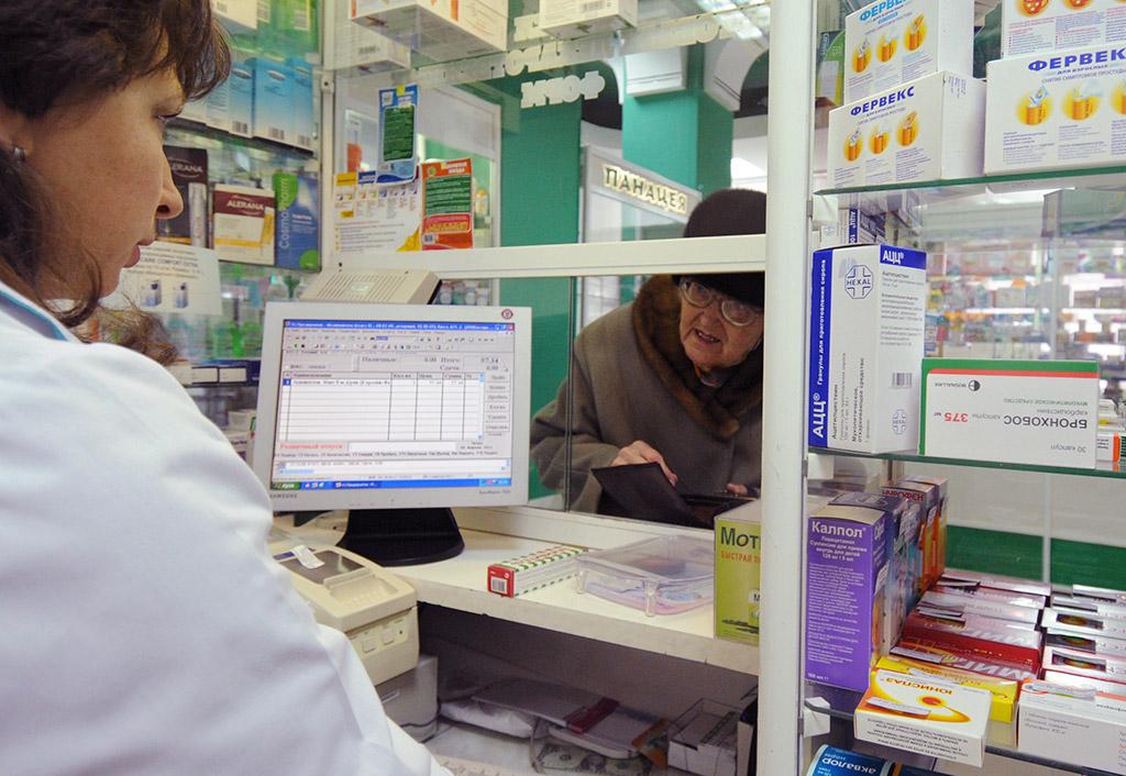 Украина готова отказаться от российских лекарств