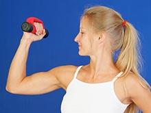 Силовые тренировки повышают уровень женского либидо