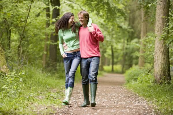 Ежедневные прогулки уменьшают риск рака груди