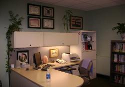 Работа в офисе без окон отнимет 46 минут ночного сна