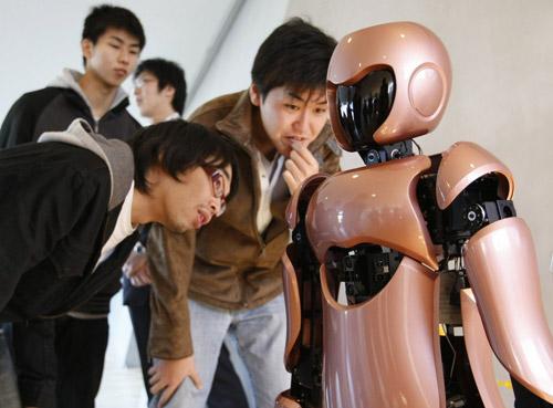 Ученые создают моральные ценности для роботов