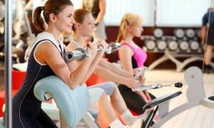 Правильное питание при занятиях фитнесом