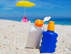 Солнцезащитные кремы губят природу