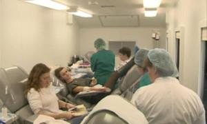Будущие смоленские врачи стали донорами