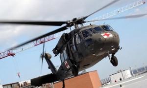 Для подмосковных больниц построят восемь вертолетных площадок