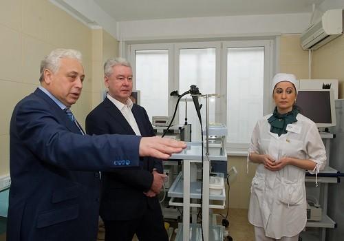 Мэрия Москвы решила создать институт семейного врача