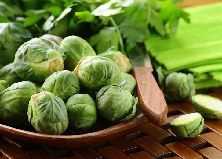 Брюссельская капуста снижает риск рака – ученые