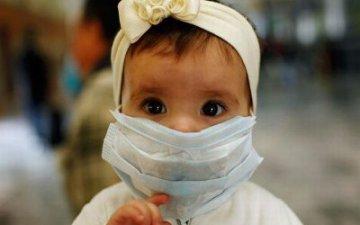 Эпидемия гриппа на Смоленщине началась с детсадовцев