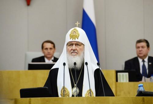 После выступления патриарха депутаты предложили три законопроекта об ограничении абортов