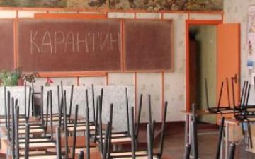 В девяти школах Смоленска отдельные классы закрыли на карантин по гриппу