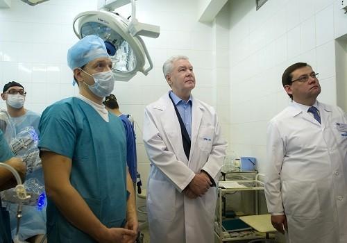 Финансирование ряда направлений медицины в Москве вырастет в 2-4 раза