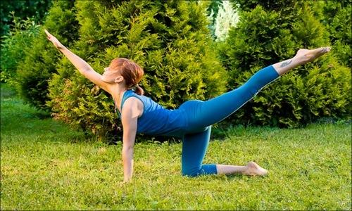 Чем полезна лечебная гимнастика для позвоночника