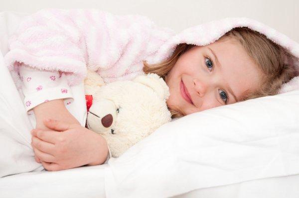Ученые: дневной сон необходим для укрепления памяти ребенка