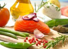 Средиземноморская диета предотвратит старение