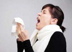 Аллергия весной: поллиноз