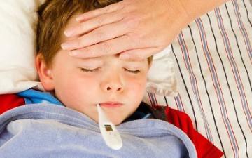 Заболеваемость гриппом среди дошкольников повысилась