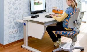 Выбираем стул для школьника
