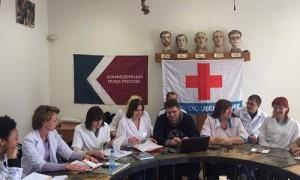 Власти назначили встречу участникам «итальянской забастовки» медиков