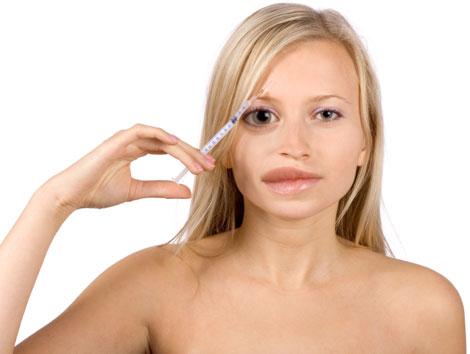 Пластические операции на лице вызывают старение мозга и нервные срывы