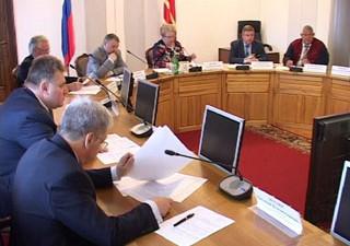 В администрации Смоленской области состоялось заседание координационного совета по формированию здорового образа жизни