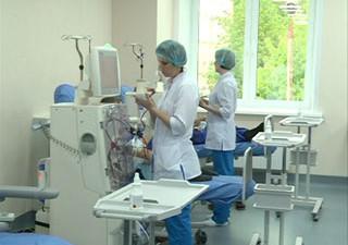 В Смоленске состоялось торжественное открытие диализного центра